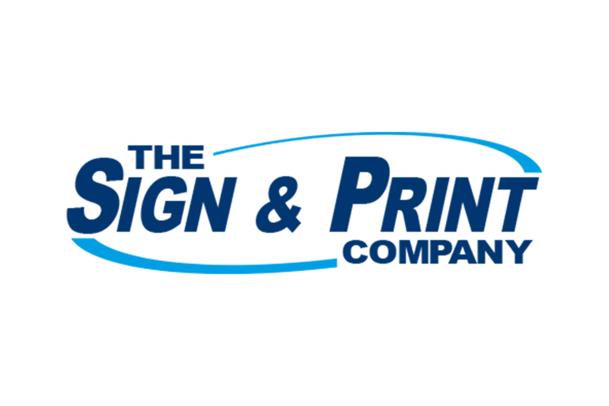 The Sign & Print Company Logo